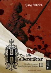 Der tolle Halberstädter. Geschichten des Dreißigjährigen Krieges - Band 2. Historischer Roman