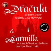 Dracula and Carmilla (Unabridged)