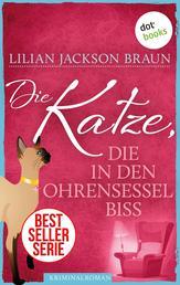 Die Katze, die in den Ohrensessel biss - Band 2 - Die Bestseller-Serie