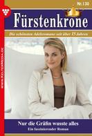Bettina Clausen: Fürstenkrone 130 – Adelsroman