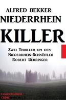 Alfred Bekker: Niederrhein-Killer (Thriller) ★★★★