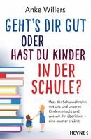 Anke Willers: Geht's dir gut oder hast du Kinder in der Schule? ★★★★