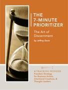 Jeffrey Davis: The 7-Minute Prioritizer