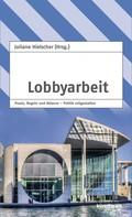 Juliane Hielscher: Lobbyarbeit