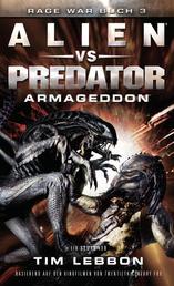 ALIEN VS PREDATOR: ARMAGEDDON - SciFi-Thriller