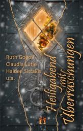 Heiligabend mit Überraschungen - Romantische Weihnachtsgeschichten