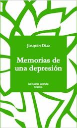 Memorias de una depresión - La cárcel blanca