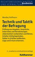 Axel Wendler: Technik und Taktik der Befragung ★★★★
