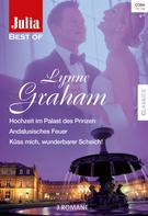 Lynne Graham: Julia Best of Band 188