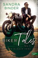 Sandra Binder: Biker Tales: Das dunkle Herz ★★★★