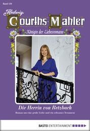 Hedwig Courths-Mahler - Folge 159 - Die Herrin von Retzbach