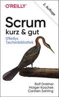 Rolf Dräther: Scrum – kurz & gut