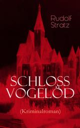 Schloss Vogelöd (Kriminalroman) - Die Geschichte eines Geheimnisses