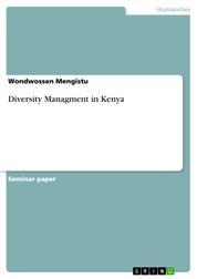 Diversity Managment in Kenya