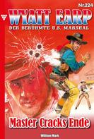 William Mark: Wyatt Earp 224 – Western