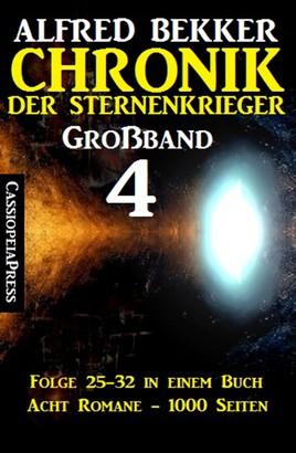Chronik der Sternenkrieger Großband 4