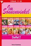 Patricia Vandenberg: Im Sonnenwinkel Staffel 2 – Familienroman ★★★★★