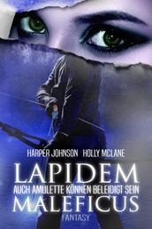 Lapidem Maleficus - Auch Amulette können beleidigt sein