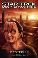 David R. George III: Star Trek - Deep Space Nine: Mysterien