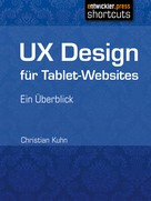 Christian Kuhn: UX Design für Tablet-Websites ★★★