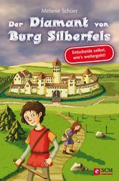Der Diamant von Burg Silberfels - Entscheide selbst, wie´s weitergeht!