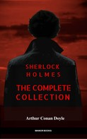 Arthur Conan Doyle: Sherlock Holmes: The Complete Collection (Manor Books)