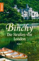 Maeve Binchy: Die Straßen von London ★★★