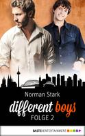 Norman Stark: different boys - Folge 2 ★★★★