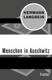 Menschen in Auschwitz