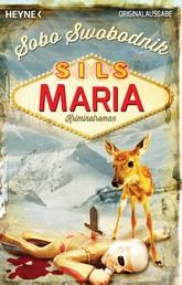 Sils Maria - Kriminalroman
