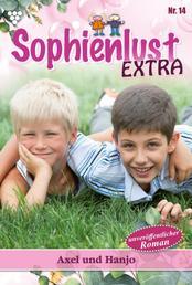 Sophienlust Extra 14 – Familienroman - Axel und Hanjo