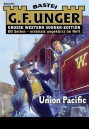 G. F. Unger Sonder-Edition 201 - Western - Union Pacific
