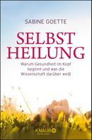 Sabine Goette: Selbstheilung ★★★