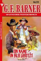 G.F. Barner: G.F. Barner 111 – Western ★★