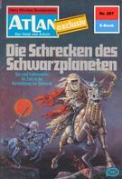 Marianne Sydow: Atlan 287: Die Schrecken des Schwarzplaneten ★★★★★
