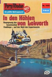 """Perry Rhodan 1045: In den Höhlen von Lokvorth - Perry Rhodan-Zyklus """"Die kosmische Hanse"""""""