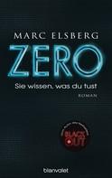 Marc Elsberg: ZERO - Sie wissen, was du tust ★★★★