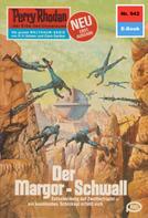 Ernst Vlcek: Perry Rhodan 942: Der Margor-Schwall ★★★★★