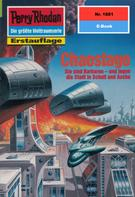 H.G. Francis: Perry Rhodan 1881: Chaostage ★★★★★