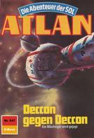 Falk-Ingo Klee: Atlan 547: Deccon gegen Deccon ★★★★