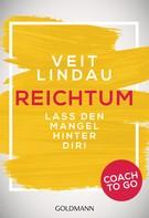 Veit Lindau: Coach to go Reichtum ★★★★
