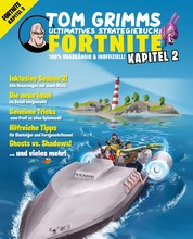 Tom Grimms ultimatives Strategiebuch: Fortnite - Kapitel 2