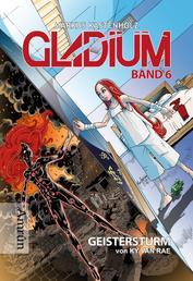 Gladium 6: Geistersturm - SF-Serie