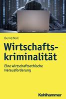 Bernd Noll: Wirtschaftskriminalität