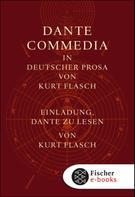 Dante Alighieri: Commedia und Einladungsband