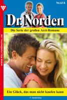 Patricia Vandenberg: Dr. Norden 614 – Arztroman ★★★★★