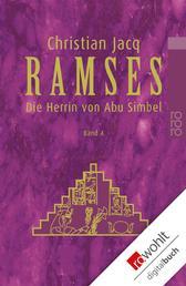 Ramses: Die Herrin von Abu Simbel