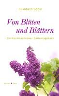 Elisabeth Göbel: Von Blüten und Blättern ★★★