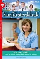 Nina Kayser-Darius: Kurfürstenklinik 28 – Arztroman ★★★★★