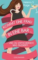Helena S. Paige: Kommt eine Frau in eine Bar ... ★★★
